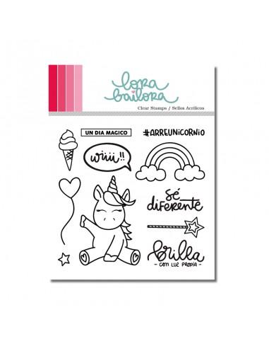 copy of Kit de sellos acrílicos de...