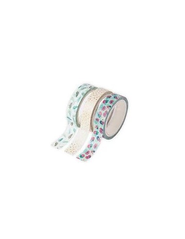 Sizzix Washi tape col. Assorted...