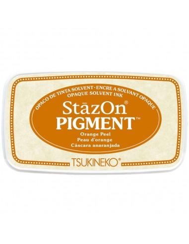 Tinta para estampar StazOn Pigment - Orange Peel