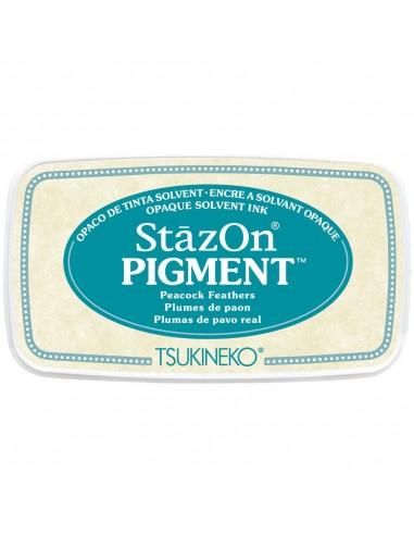 Tinta para estampar StazOn Pigment -...