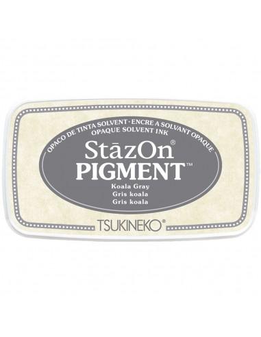 Tinta para estampar StazOn Pigment - Koala Gray