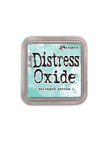 Distress oxide ink pad Salvaged Patina