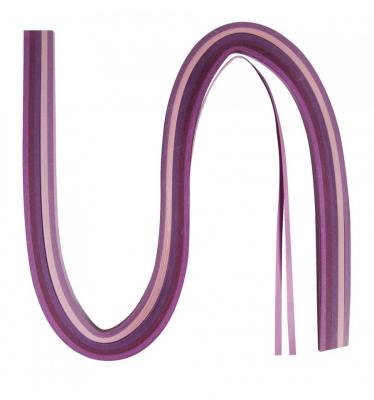 Papel para quilling color violet