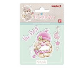 Kit de sellos Bunny My Little Star - Bunny Birthday