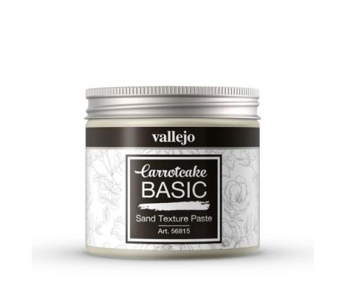 Pasta de textura de Carrotcake  by Vallejo color Blanco