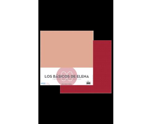 Los Básicos de Elena - Lavanda P - Algodón Azucar