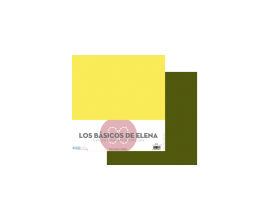 Los Básicos de Elena - Rosa Té - Helado Fresa