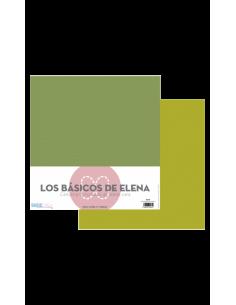 Los Básicos de Elena - Sorbete Menta - Vainilla Deliciosa