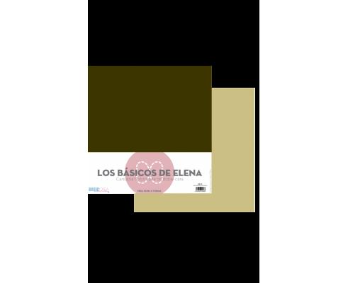 Los Básicos de Elena - Salvia Silvestre - Pistacho Tostado