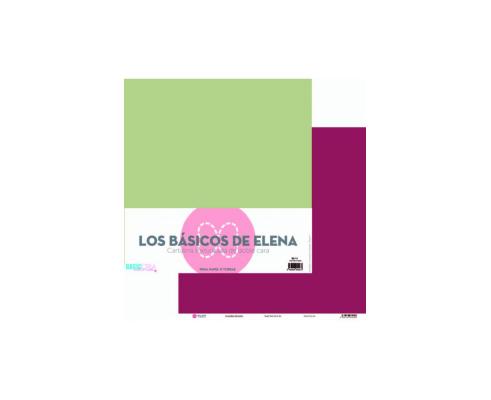 Los Básicos de Elena - Piedra Gastada - Noche Serena