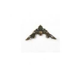 Bronzeknopf