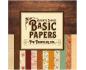 Basic paper for Traveler de Vintage Odissey - Kit de 6 papeles de doble cara