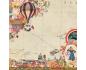 Traveler de Vintage Odissey - Kit de 6 papeles de doble cara