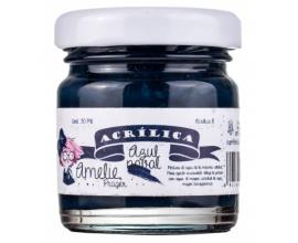 Pintura acrílica Amelie de Orita color Carmín 30 ml.