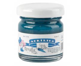 Pintura acrílica Amelie de Orita color Negro 30 ml.