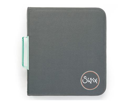 Estuche de Sizzix para almacenar troqueles 30x34x8 cm.