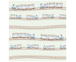 Kit de 6 papeles de scrapbook My Shabby Dreams diseñados por Pili Sallent