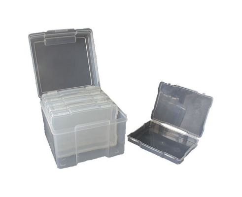 Set de cajas de Artis Decor - 21x18,5x14 cm