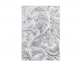 Placa de textura 3D Textured Impressions Leaf de Tim Holtz