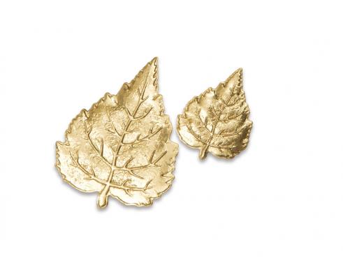 Troquel Thinlits Impresslits 3D Leaf de Tim Holtz