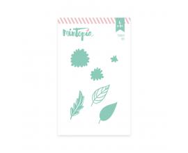 Troquel de Mintopia colección Bonita - Flores y Ramas