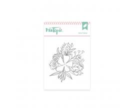 Sello de Mintopia de colección Bonita - Flores Bonitas