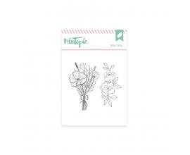 Sello de Mintopia de colección Bonita - Ramo de Flores