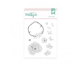 Sello de Mintopia de colección Bonita - Cartel de Madera