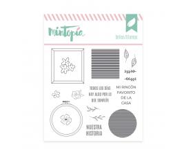 Sello de Mintopia de colección Bonita - Mi Letterboard