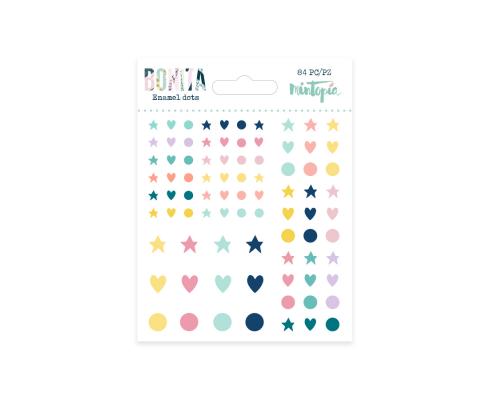 Enamel Dots de Mintopia de colección Bonita