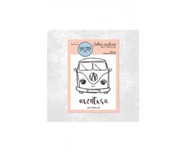 Sello de silicona de Sweet Möma - Familia de erizos