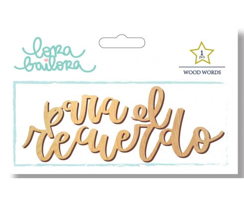 Maderita de Lora Bailora - Para el Recuerdo