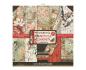 Kit de 10 papeles de Stamperia colección Oriental Garden