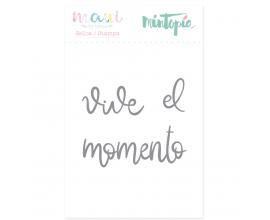 Mini sello de Mintopia col. Maui - Vive el Momento