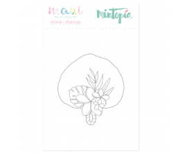 Mini sello de Mintopia col. Maui - Pai Pai
