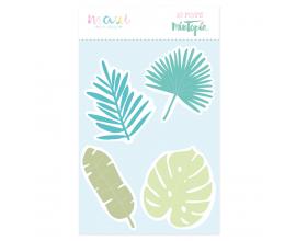 Set de troqueles de Mintopia col. Maui - Nuestro Paraíso