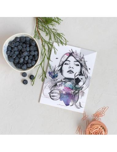 Cuaderno Foresta de Esther Gómez
